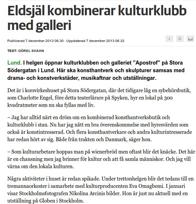 sydsvenskan2013-12-07